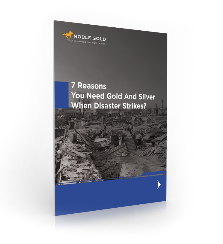 7 Reasons you need gold and silver when disaster strikes book